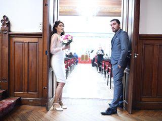 Le mariage de Eva et Alexis 1