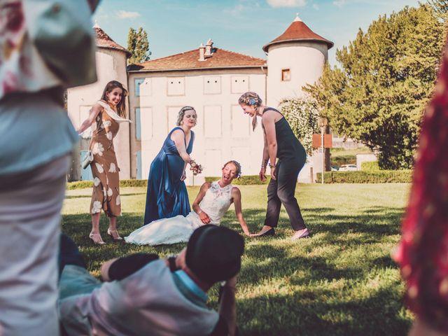 Le mariage de Quentin et Gaëlle à Coublevie, Isère 5