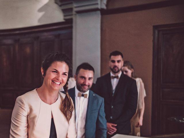Le mariage de Quentin et Gaëlle à Coublevie, Isère 18