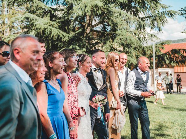 Le mariage de Quentin et Gaëlle à Coublevie, Isère 22