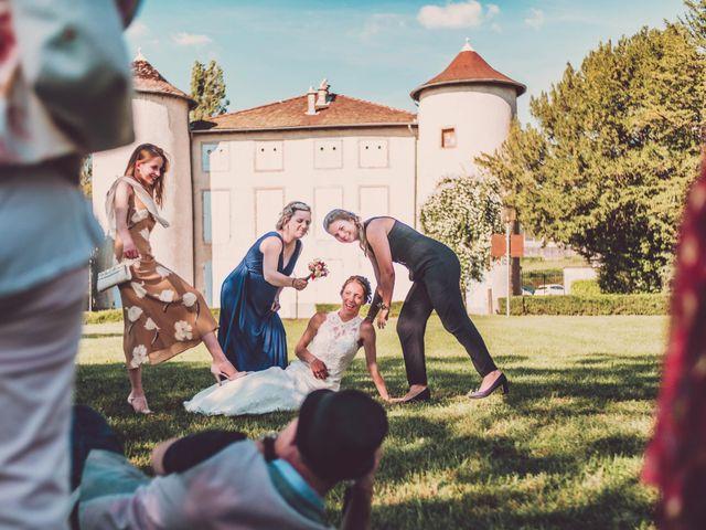Le mariage de Quentin et Gaëlle à Coublevie, Isère 46