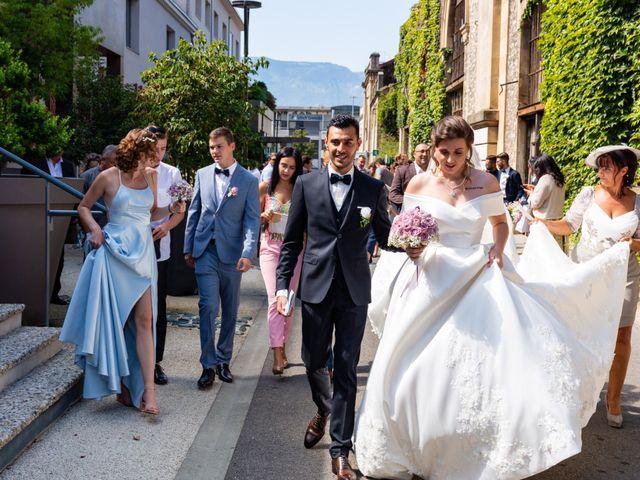 Le mariage de David et Marine à Grenoble, Isère 5
