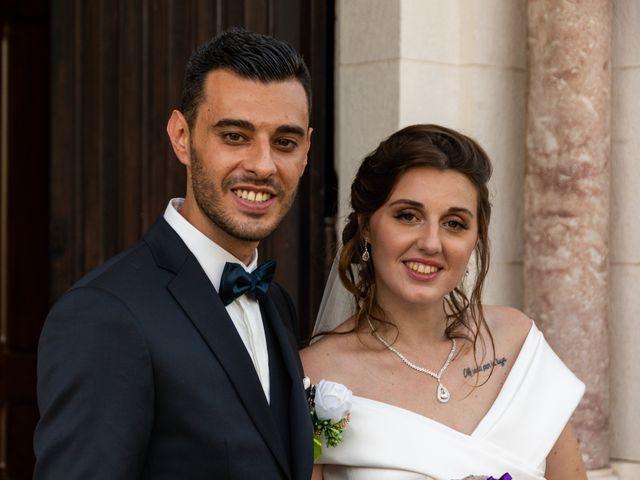 Le mariage de David et Marine à Grenoble, Isère 11