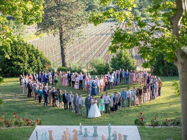 Le mariage de Mathieu et Marie à Nébian, Hérault 16