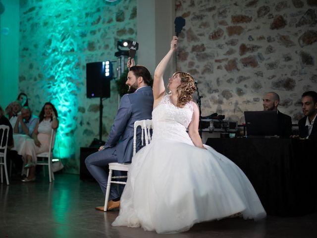 Le mariage de Mathieu et Marie à Nébian, Hérault 19