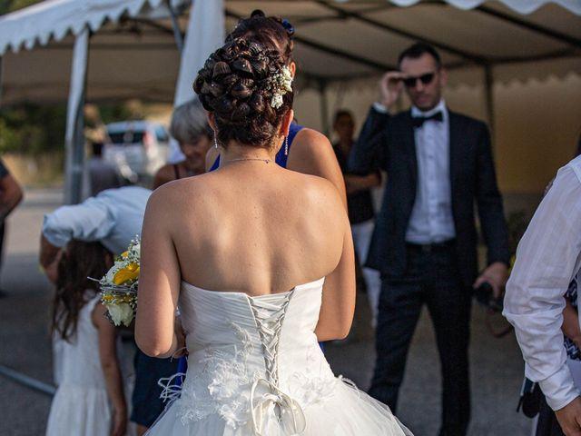 Le mariage de Mathieu et Adeline à Gap, Hautes-Alpes 15