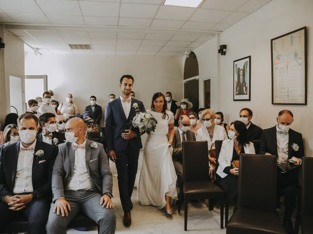 Le mariage de Joan et Justine à La Chapelle-sur-Erdre, Loire Atlantique 17