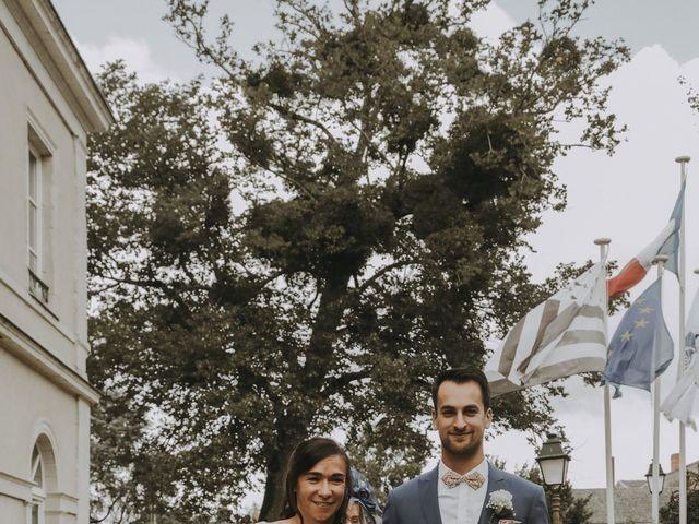 Le mariage de Joan et Justine à La Chapelle-sur-Erdre, Loire Atlantique 23
