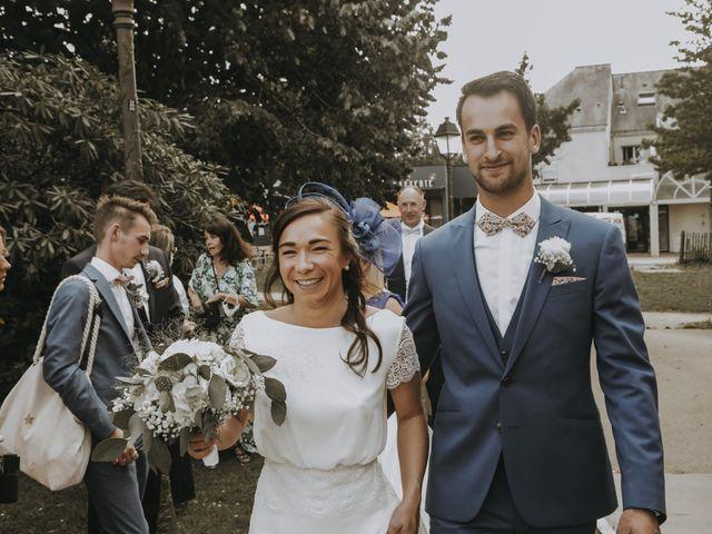 Le mariage de Joan et Justine à La Chapelle-sur-Erdre, Loire Atlantique 24