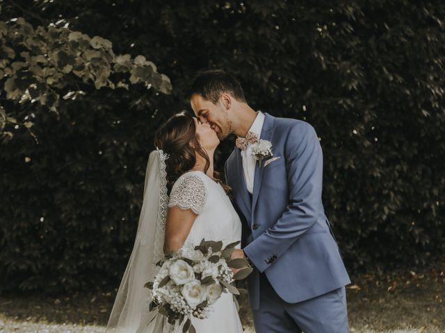 Le mariage de Joan et Justine à La Chapelle-sur-Erdre, Loire Atlantique 25