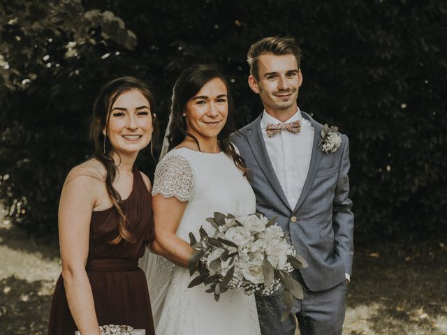 Le mariage de Joan et Justine à La Chapelle-sur-Erdre, Loire Atlantique 26