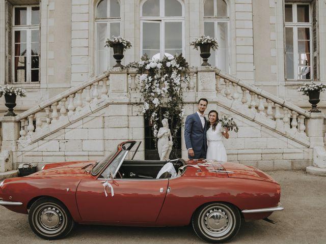 Le mariage de Joan et Justine à La Chapelle-sur-Erdre, Loire Atlantique 30