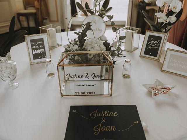 Le mariage de Joan et Justine à La Chapelle-sur-Erdre, Loire Atlantique 31