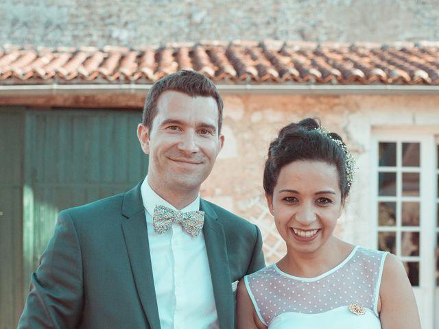Le mariage de Benjamin et Samia à Saintes, Charente Maritime 5