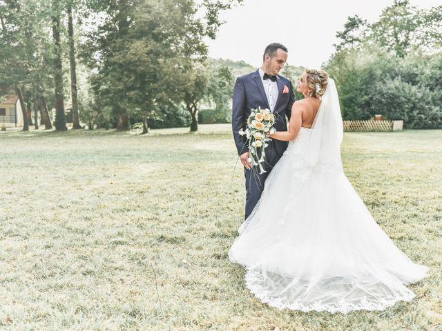 Le mariage de Jean Christophe  et Vanessa