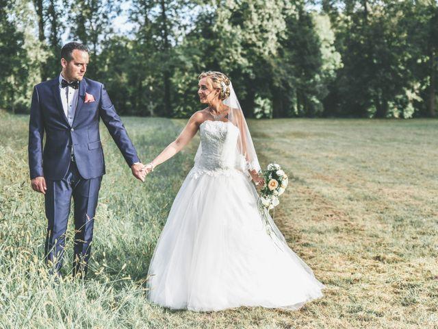 Le mariage de Vanessa et Jean Christophe  à Sorges, Dordogne 4