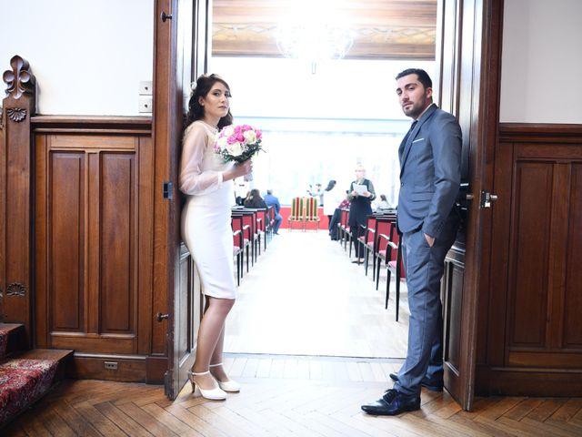 Le mariage de Alexis et Eva à Villeron, Val-d'Oise 1