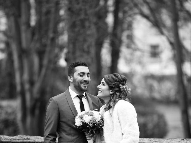 Le mariage de Alexis et Eva à Villeron, Val-d'Oise 17