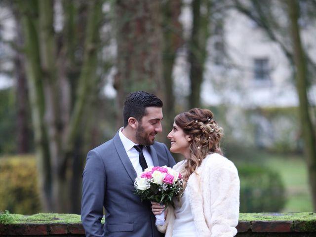 Le mariage de Alexis et Eva à Villeron, Val-d'Oise 18