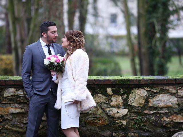 Le mariage de Alexis et Eva à Villeron, Val-d'Oise 19