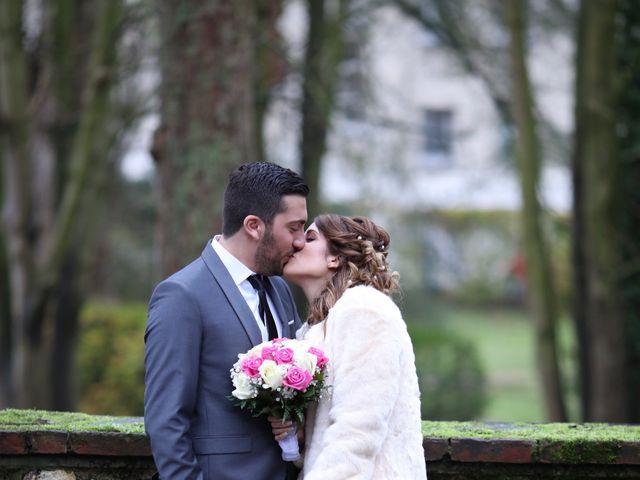Le mariage de Alexis et Eva à Villeron, Val-d'Oise 20