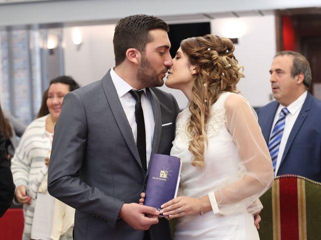 Le mariage de Alexis et Eva à Villeron, Val-d'Oise 27