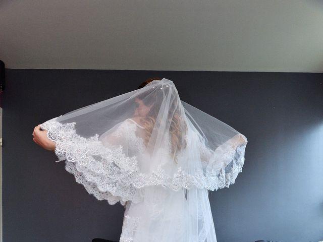 Le mariage de Alexis et Eva à Villeron, Val-d'Oise 35