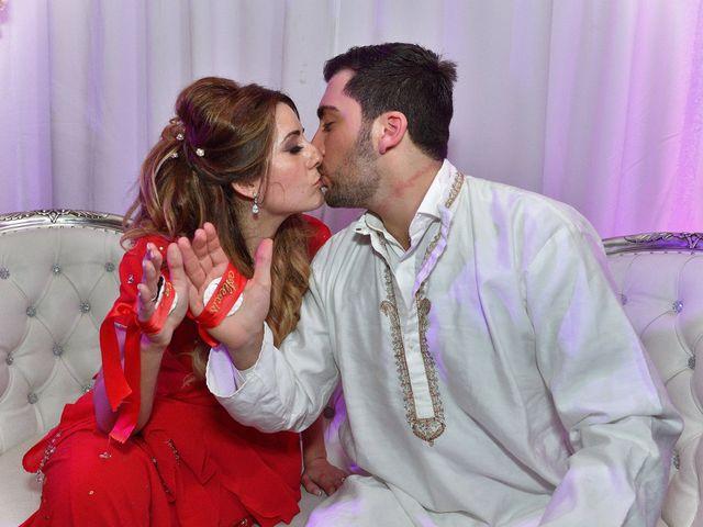 Le mariage de Alexis et Eva à Villeron, Val-d'Oise 56