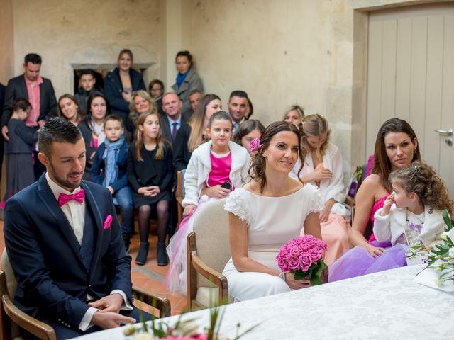 Le mariage de Fabien et Yannick à Sauveterre-de-Guyenne, Gironde 10