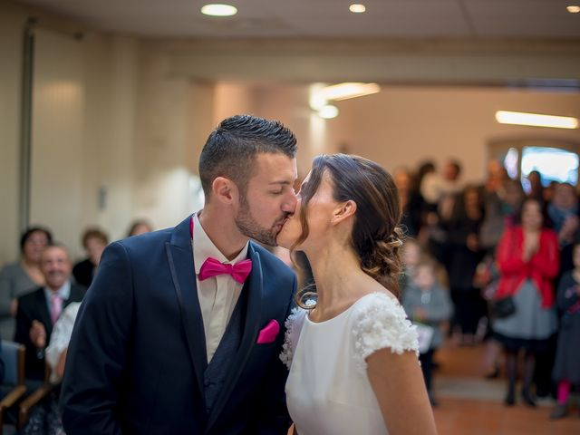 Le mariage de Fabien et Yannick à Sauveterre-de-Guyenne, Gironde 11