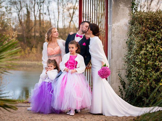 Le mariage de Fabien et Yannick à Sauveterre-de-Guyenne, Gironde 34