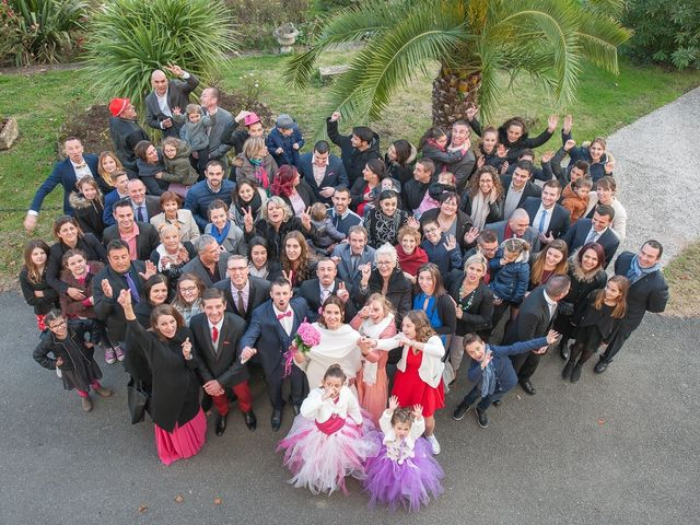 Le mariage de Fabien et Yannick à Sauveterre-de-Guyenne, Gironde 36