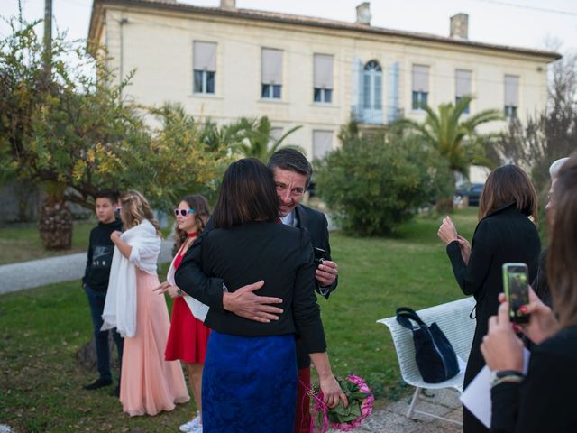 Le mariage de Fabien et Yannick à Sauveterre-de-Guyenne, Gironde 39