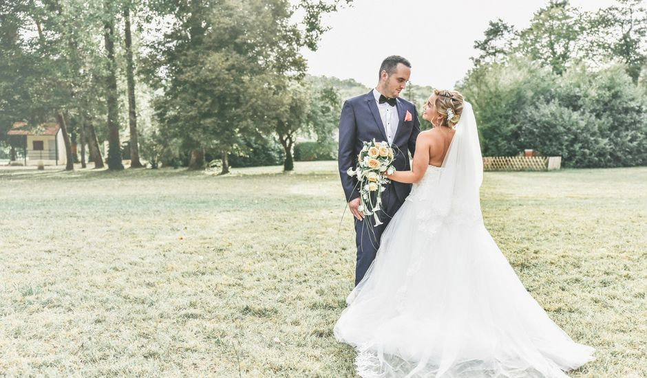 Le mariage de Vanessa et Jean Christophe  à Sorges, Dordogne