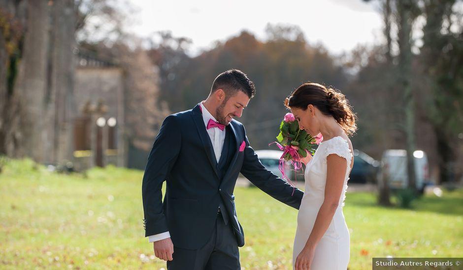Le mariage de Fabien et Yannick à Sauveterre-de-Guyenne, Gironde