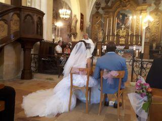 Le mariage de Elise et Yassinthe