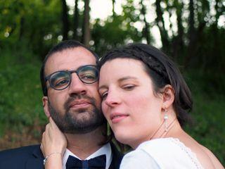 Le mariage de Rose-Marie et Cyril