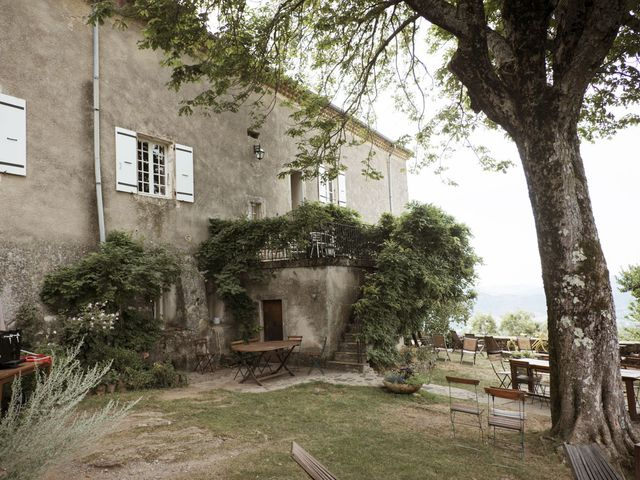 Le mariage de Vincent et Emilie à Lyas, Ardèche 1