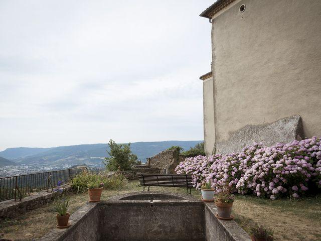 Le mariage de Vincent et Emilie à Lyas, Ardèche 4
