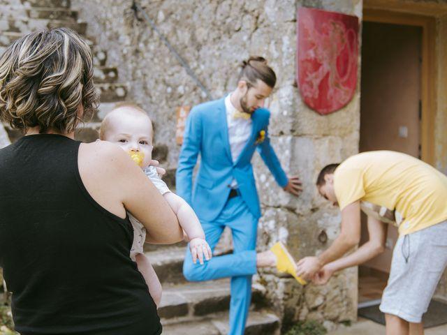 Le mariage de Vincent et Emilie à Lyas, Ardèche 10