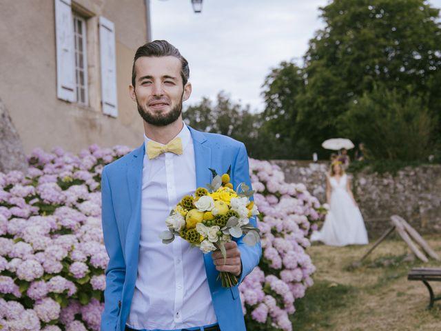 Le mariage de Vincent et Emilie à Lyas, Ardèche 16