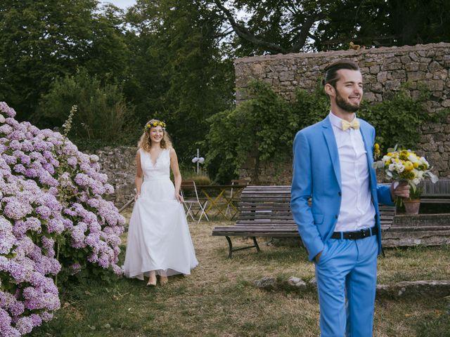 Le mariage de Vincent et Emilie à Lyas, Ardèche 17