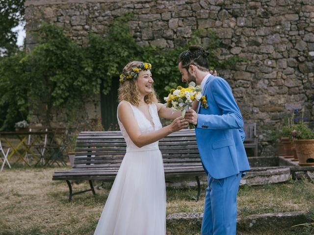 Le mariage de Vincent et Emilie à Lyas, Ardèche 19