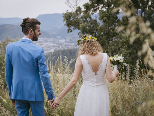 Le mariage de Vincent et Emilie à Lyas, Ardèche 23