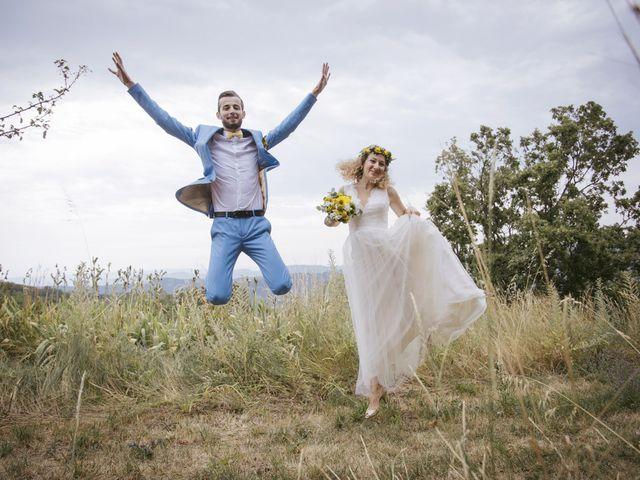 Le mariage de Vincent et Emilie à Lyas, Ardèche 24