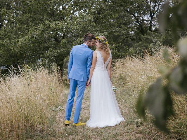 Le mariage de Vincent et Emilie à Lyas, Ardèche 25