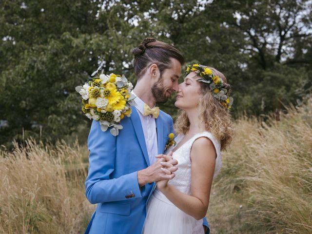 Le mariage de Vincent et Emilie à Lyas, Ardèche 26