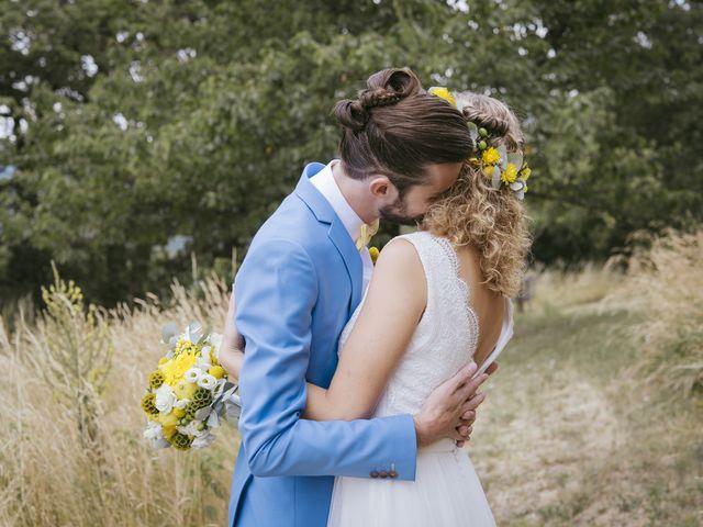 Le mariage de Vincent et Emilie à Lyas, Ardèche 27