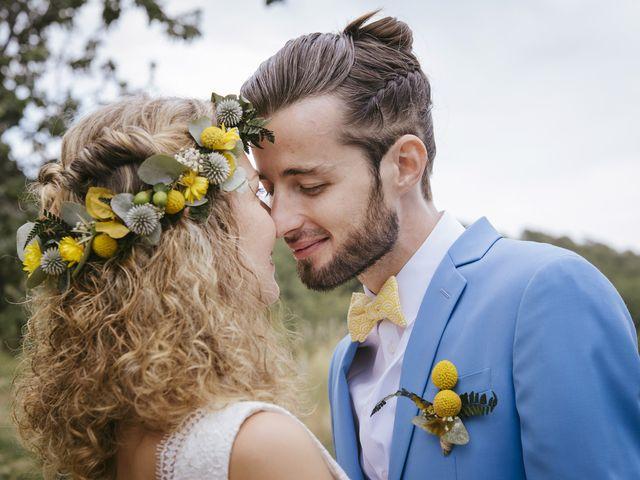 Le mariage de Vincent et Emilie à Lyas, Ardèche 28