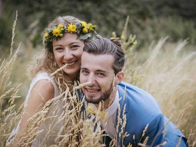 Le mariage de Vincent et Emilie à Lyas, Ardèche 29